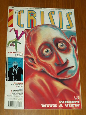 Crisis #53 December 1990 2000 A.d. British Monthly^