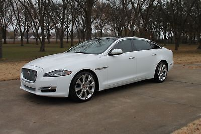 2016 Jaguar XJL Portfolio L Portfolio  1 Owner MSRP $92196  Only 12k Miles One Owner Perfect Carfax XJL Portfolio Obly 12k Miles  MSRP New $92196