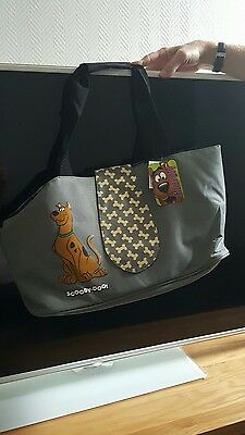 Sac transport  scooby doo petit chien neuf
