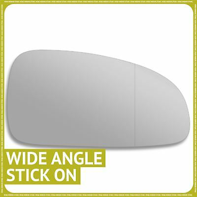 Right Driver Side Heated Mirror Glass for Chevrolet Kalos 2002-2011 0305RSH