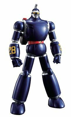 SOUL of Chogokin GX-44 TETSUJIN 28 ABS&PVC Figure Japan Bandai Anime Used Mint