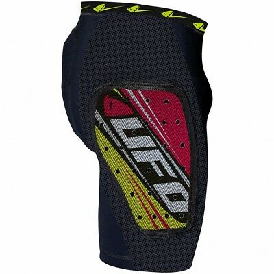 UFO SHORTS KOMBAT CON PROTEZIONI Motocross Enduro Mountain Bike Downhill