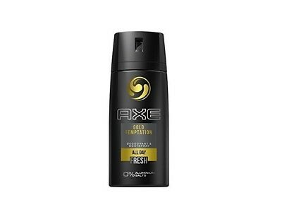 Axe Deospray Gold Temptation All Day Fresh 150ml