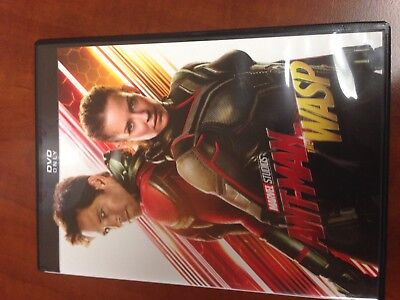 Ant-Man & The Wasp DVD New. Free Shipping Included!