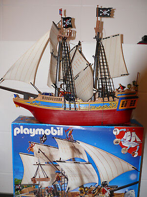 Playmobil Piratenschiff 4290