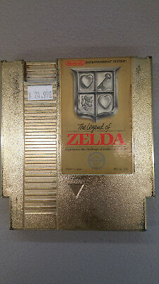 The Legend of Zelda (Nintendo Entertainment System, 1987) Cartridge Only