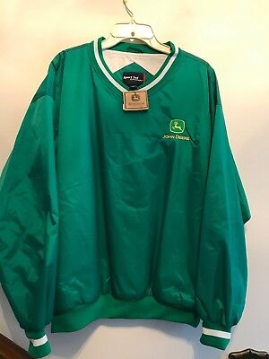 John Deere  Windbreaker - Size Large - New With Tag