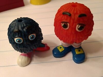Vintage McDonald's Happy Meal Fry Guys 1989