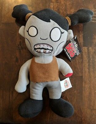 The Walking Dead Series 1 Character Figures Walker Plushie New
