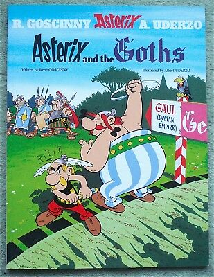 Asterix And The Goths R Goscinny & A Uderzo