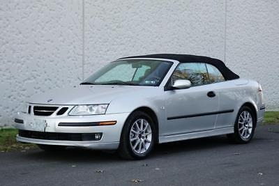 2004 Saab 9-3 ARC Convertible LOW MILES DRIVES GREAT 2004 Saab 9-3 ARC Convertible LOW MILES DRIVES GREAT