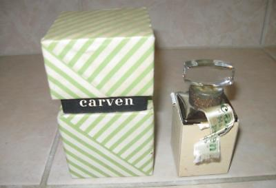 Early Vintage Ma Griffe Carven Paris Perfume In The Original Box