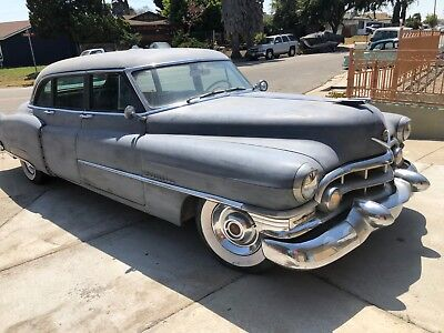1952 Cadillac Other Limo 1952 Cadillac Fleetwood Classic Limousine 50 Anniversary with running engine