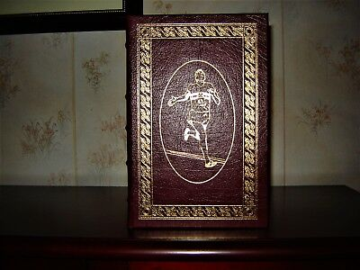 Easton Press - The Four Minute Mile signed by Roger Bannister!  w/signed COA!