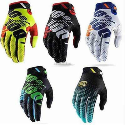 Outdoor Winter Cycling Full Finger Touch Screen Bicycle Gloves N98B