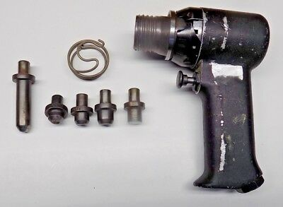 US Industrial 200B Stubby Rivet Gun with Sets  Aircraft Tool