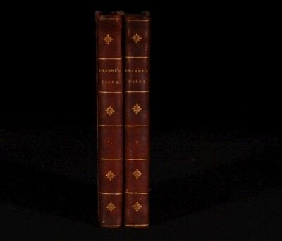 1813 2vol Tales by George Crabbe Poetry