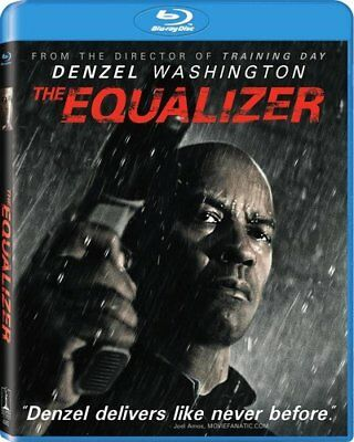 The Equalizer (Blu-ray - Region A)