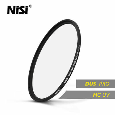 Nisi MC UV DUS Ultra Slim Professional 30 37 39 49 52 55 58 82mm  MC UV Filter