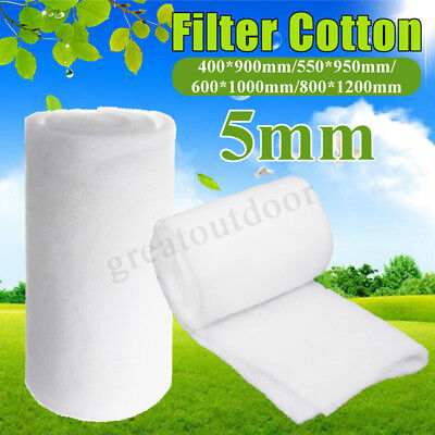 5mm Air Conditioner Filter G4 Ducted Air Con Material Cotton Media Replacement