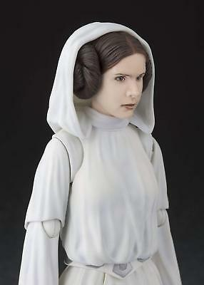BANDAI S.H.Figuarts Star Wars Princess Leia Organa (A New Hope) JAPAN OFFICIAL