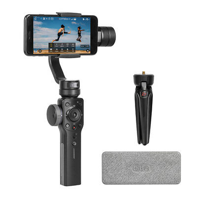 Zhiyun Smooth 4 3-Axis Smartphone palmare Stabilizzatore per iPhone X 8 7 6 Plus
