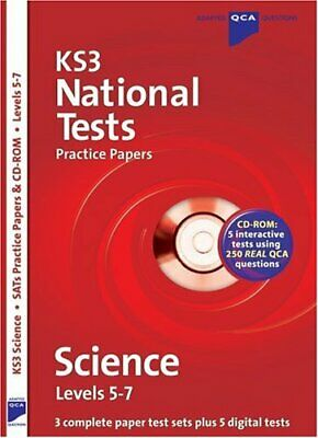 Letts Key Stage 3 Practice Test Papers - KS3 National Test Practice Papers Sci,