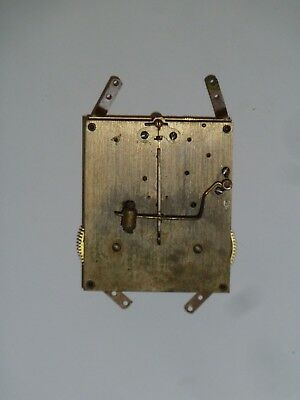 Empire 1930's striking mantel clock movement for spares