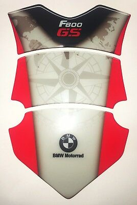 BMW F800GS TANK PAD * AWESOME NEW (choose One Of 10 Different Models)
