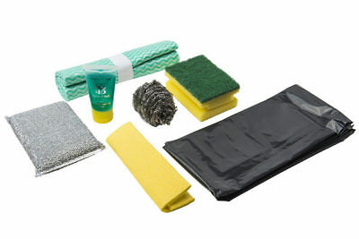 10 Packs x 10 Piece Cleaning Welcome Pack -For Hotels, Bed and Breakfast, Lets