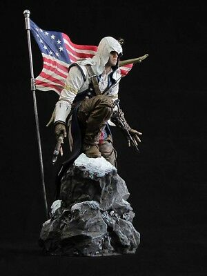 Assassins Creed III 3 Connor Statue Collectors Edition