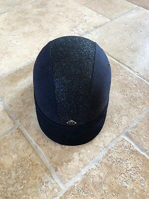 Horse Riding Hat - Charles & Owen Size 56