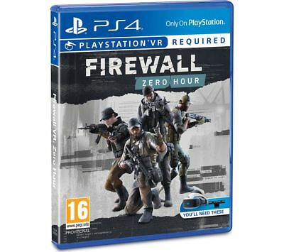 PS4 Firewall Zero Hour VR - Currys