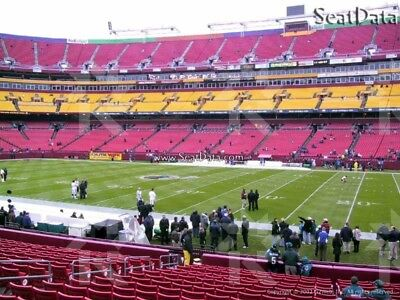 Redskins vs Eagles, Lower Level, 2 of 4 Tickets With Green Parking Pass