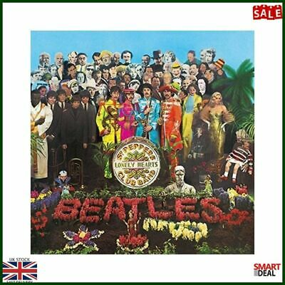 Sargent Sgt Peppers Lonely Hearts Club Band The Beatles CD Album Music Audio NEW