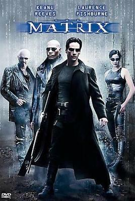 The Matrix (DVD, 1999) NEW