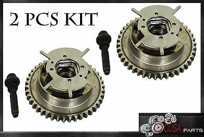2-Cam Phaser Camshaft Timing Variable Sprocket 4.6L 5.4L FORD F-150 F-250 F-350