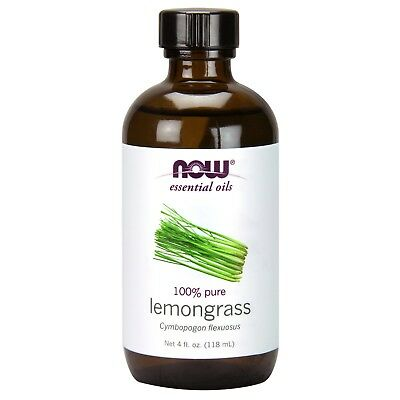 NOW Foods Lemongrass Oil, 4 fl. oz.