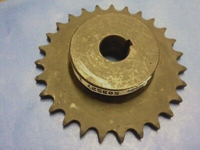 "Martin Sprocket 50BS27 1, 50 Chain, 27 Teeth, 1"" Finished Bore Sprocket"