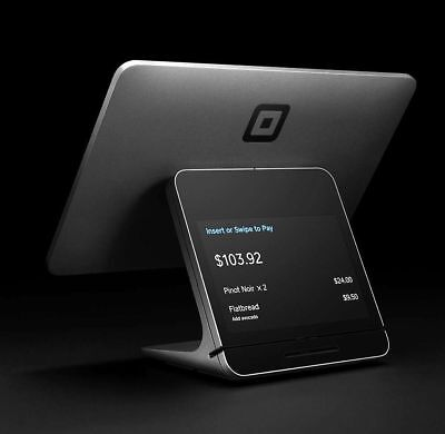 New Square POS Terminal Register All-In-One Processing System