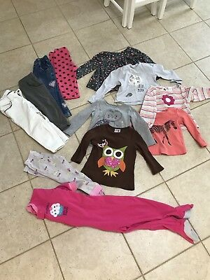 Toddler Girl Fall Winter Clothes Lot Babygap RL Size 24 Months 2 T