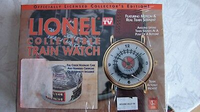 Lionel Collectible Train Watch - Sealed!!