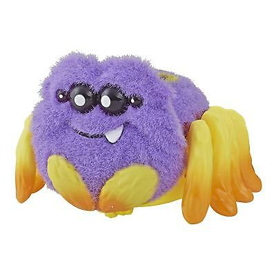 Yellies! Harry Scoots; Voice-Activated Spider Pet