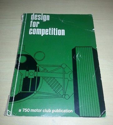 Design for Competition Special Builders Guide 750 Motor Club VGC Austin 7 1172