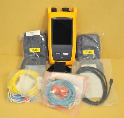 Fluke OptiFiber Pro Quad-OTDR