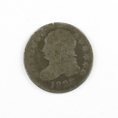 1823 Capped Bust Dime United States Silver Coin #12