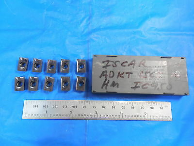 ISCAR ADKT 1505PDR-HM IC950 x10pcs milling carbide inserts ADKT1505PDR-HM