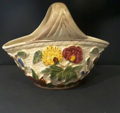 Indian Tree Handled Bowl by Wood Potters Of Burslem