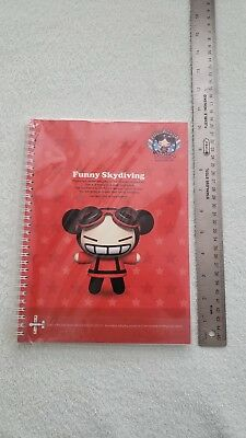 Brand New Pucca Notebook