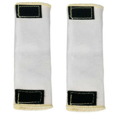 Weld Welding Gloves Tig Finger Heat Shield Cover Guard Protection Beige 1pc New